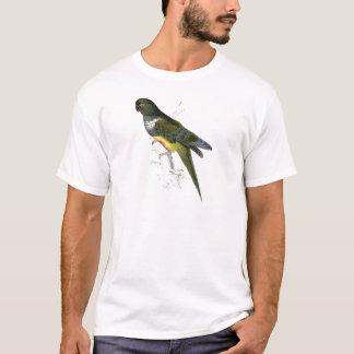 Patagonian Parrakeet-Maccaw by Edward Lear T-Shirt