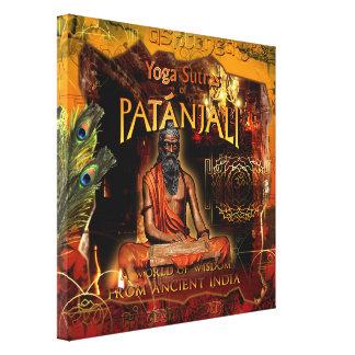 PATANJALI - Printed Canvas