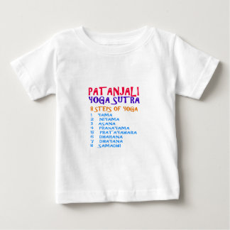 PATANJALI Yoga Sutra Compilation List Baby T-Shirt