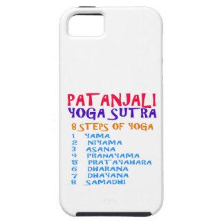 PATANJALI Yoga Sutra Compilation List iPhone SE/5/5s Case