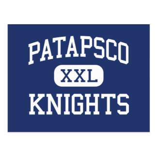 Patapsco Knights la ciudad media de Ellicott Postal