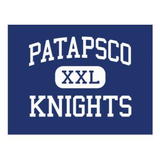 Patapsco Knights Middle Ellicott City Post Card