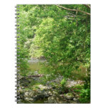 Patapsco River View Maryland Nature Photography Notebook