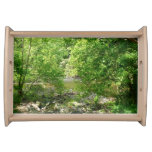 Patapsco River View Maryland Nature Photography Serving Platter