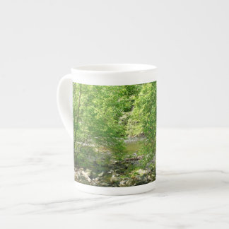 Patapsco River View Maryland Nature Photography Tea Cup
