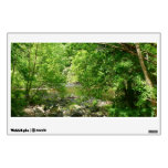 Patapsco River View Maryland Nature Photography Wall Sticker