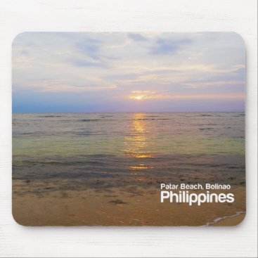 Patar Beach Pangasinan Philippines Mousepad