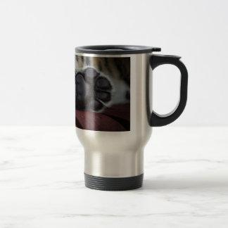 Patas al momento tazas de café