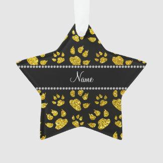 Patas amarillas de neón conocidas personalizadas