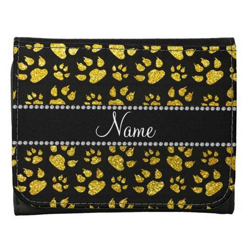 Patas amarillas de neón conocidas personalizadas d