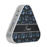 Patas azules brumosas conocidas personalizadas del altavoz bluetooth