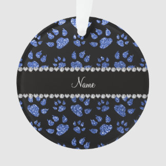 Patas azules conocidas personalizadas del gato del