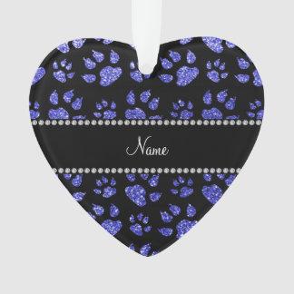 Patas azules de neón conocidas personalizadas del