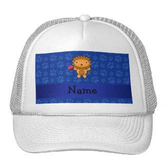 Patas conocidas personalizadas del azul de la magd gorro de camionero