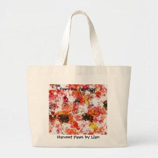Patas de la cosecha bolsa de mano