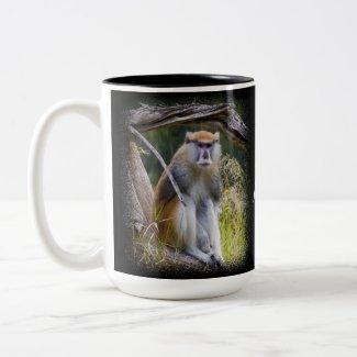 Patas Monkey Mugs
