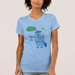¡Patas para arriba! Goma es camiseta de Pawsome