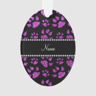 Patas púrpuras de neón conocidas personalizadas