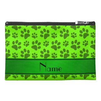 Patas verdes de neón conocidas personalizadas del