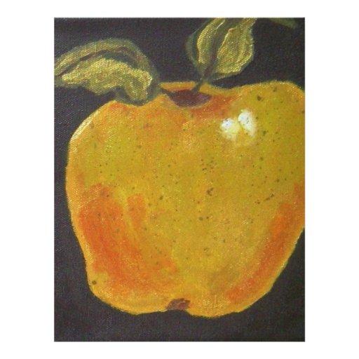"""Patata a la inglesa de miel Apple Folleto 8.5"""" X 11"""""""