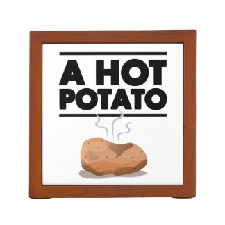Patata caliente portalápices
