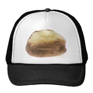 Patata cocida gorros bordados