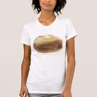 Patata cocida camiseta