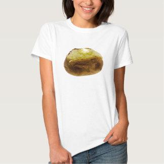 Patata cocida remeras