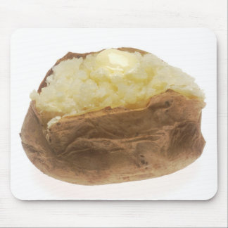 Patata cocida tapetes de raton