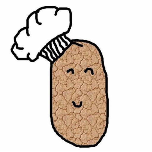 ¡Patata del cocinero! Escultura Fotografica