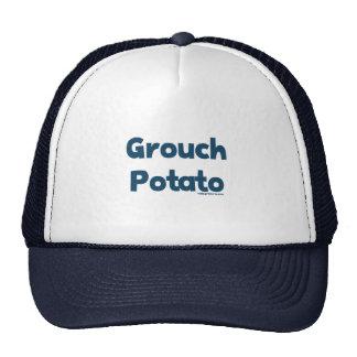Patata del Grouch Gorra