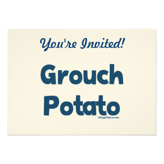 Patata del Grouch Comunicados