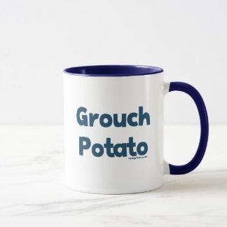 Patata del Grouch Taza