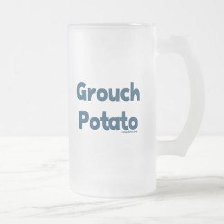 Patata del Grouch Tazas