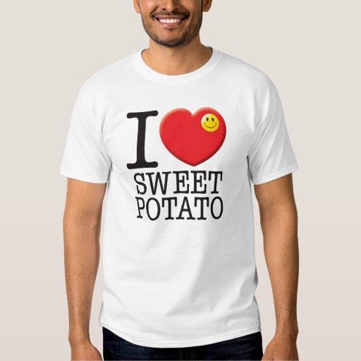 Patata dulce playeras
