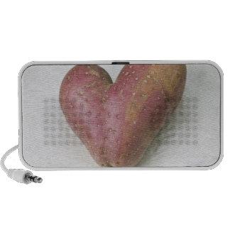 Patata en forma de corazón de Francisca Altavoces De Viaje