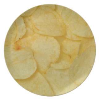 Patata frita platos de comidas
