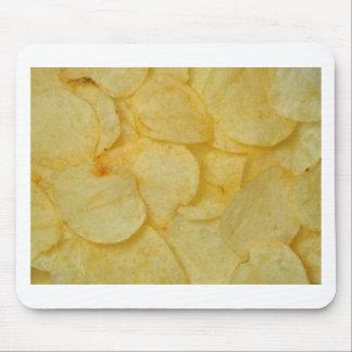 Patata frita alfombrillas de raton
