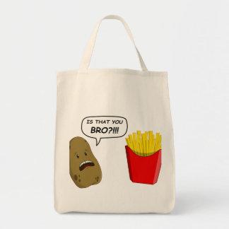 patata y fritadas bolsas