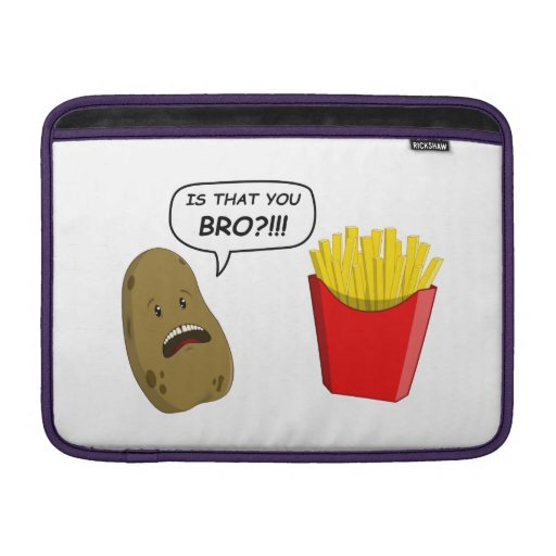 patata y fritadas funda macbook air
