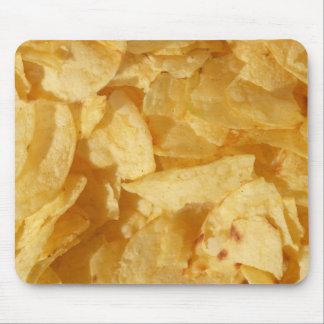 Patatas a la inglesa mouse pads