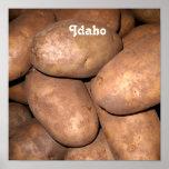 Patatas de Idaho Poster