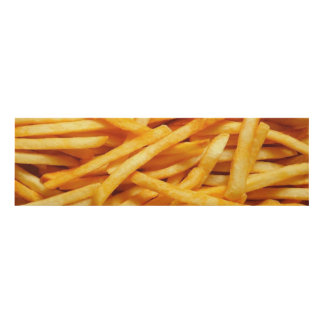 Patatas fritas cuadro