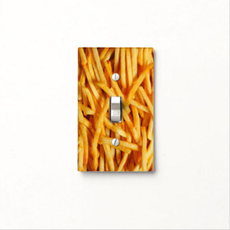 Patatas fritas cubierta para interruptor
