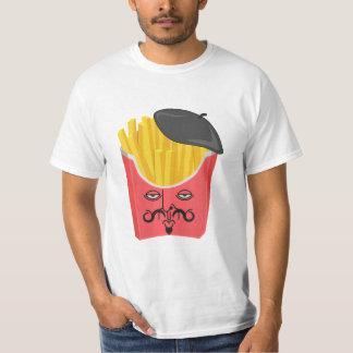 Patatas fritas del Le de Francia Playera