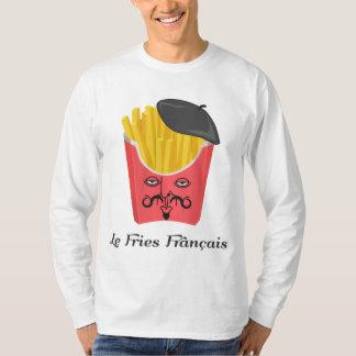 Patatas fritas del Le de Francia Playeras
