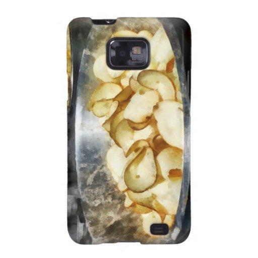 Patatas fritas frescas galaxy s2 carcasa