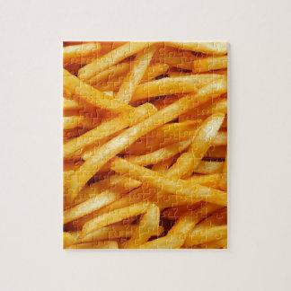 Patatas fritas rompecabeza