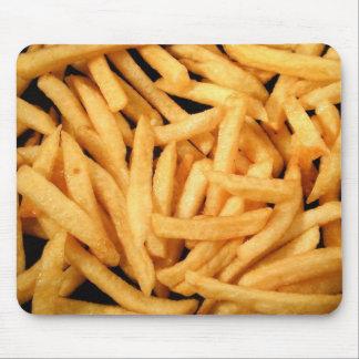 Patatas fritas tapetes de raton