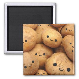 Patatas Imán Cuadrado